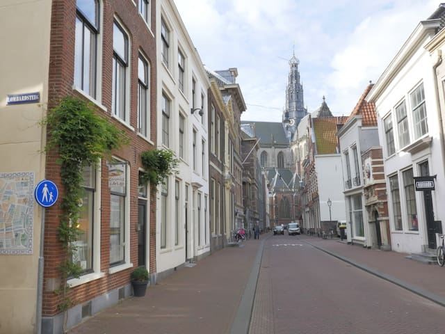 Art studio in the centre of Haarlem
