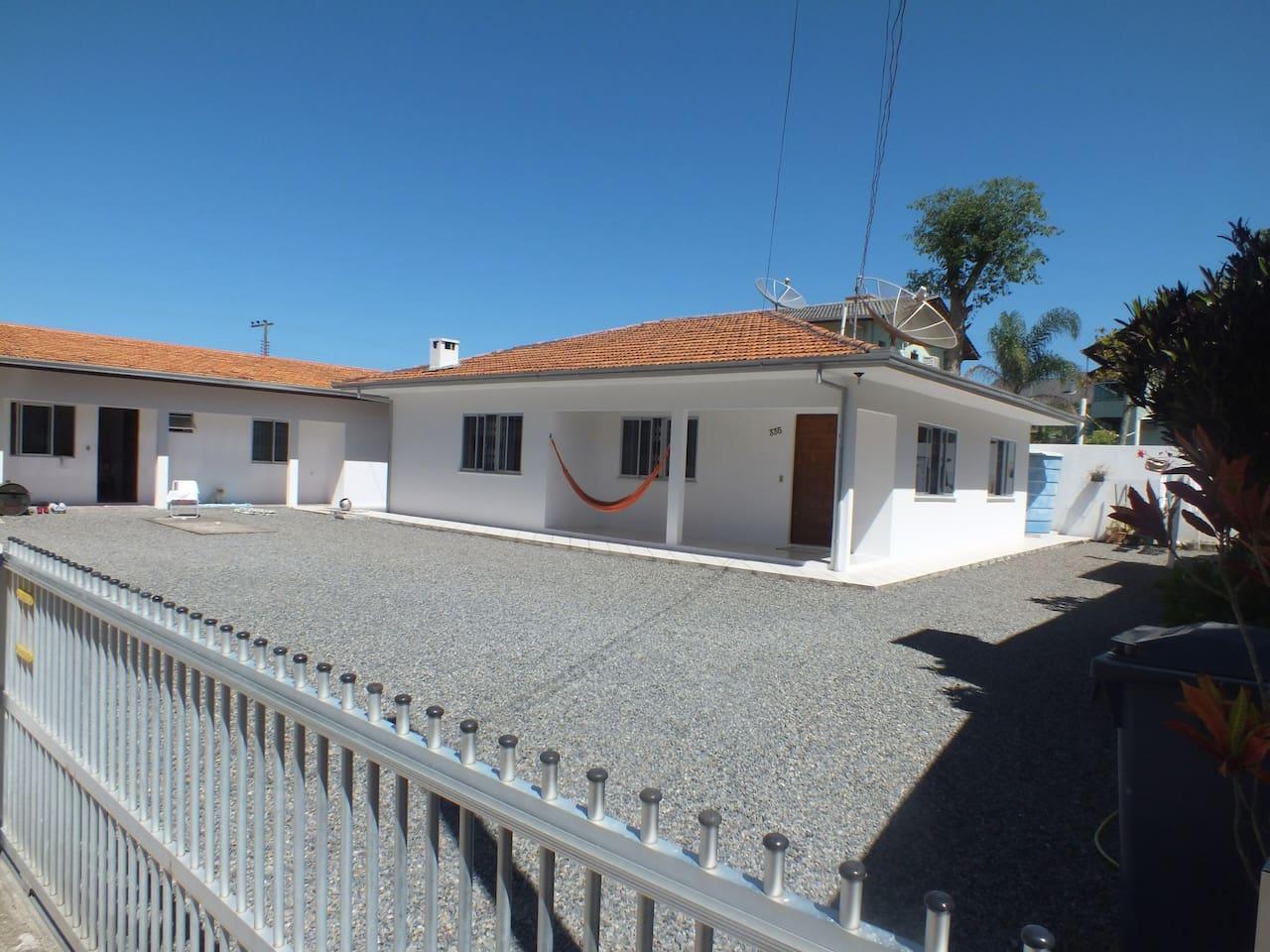 casa e Pátio amplos