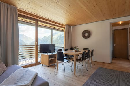 Appartements Lechblick - Omeshorn