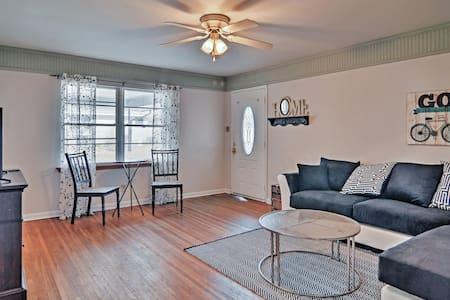Cheerful 2BR Jacksonville Duplex - Jacksonville - Apartment