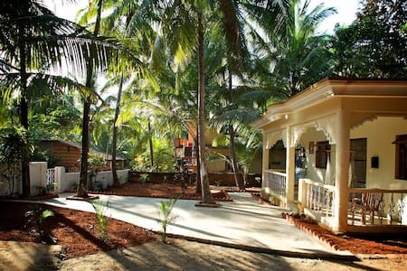 3 Bedroom AC House near Palolem & Patnem beaches