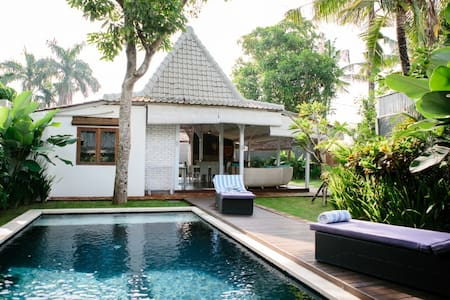 Spacious & cosy  2 bedrooms villa