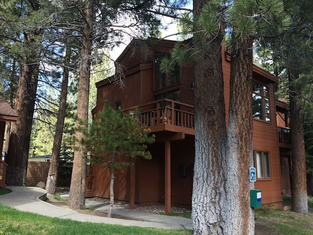 Woodlands 2 bedroom+Loft Townhouse - Mammoth Lakes - Hus