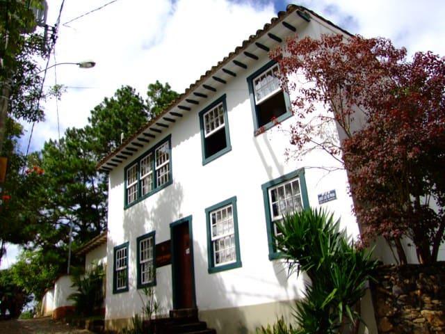 Minha Casa nº 3 - Tiradentes - Rumah