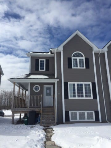 Perfect 4 bedroom in the heart of Moncton.