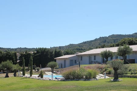 charming B&B pool spa close to carcassonne - Labastide-en-Val - Wikt i opierunek