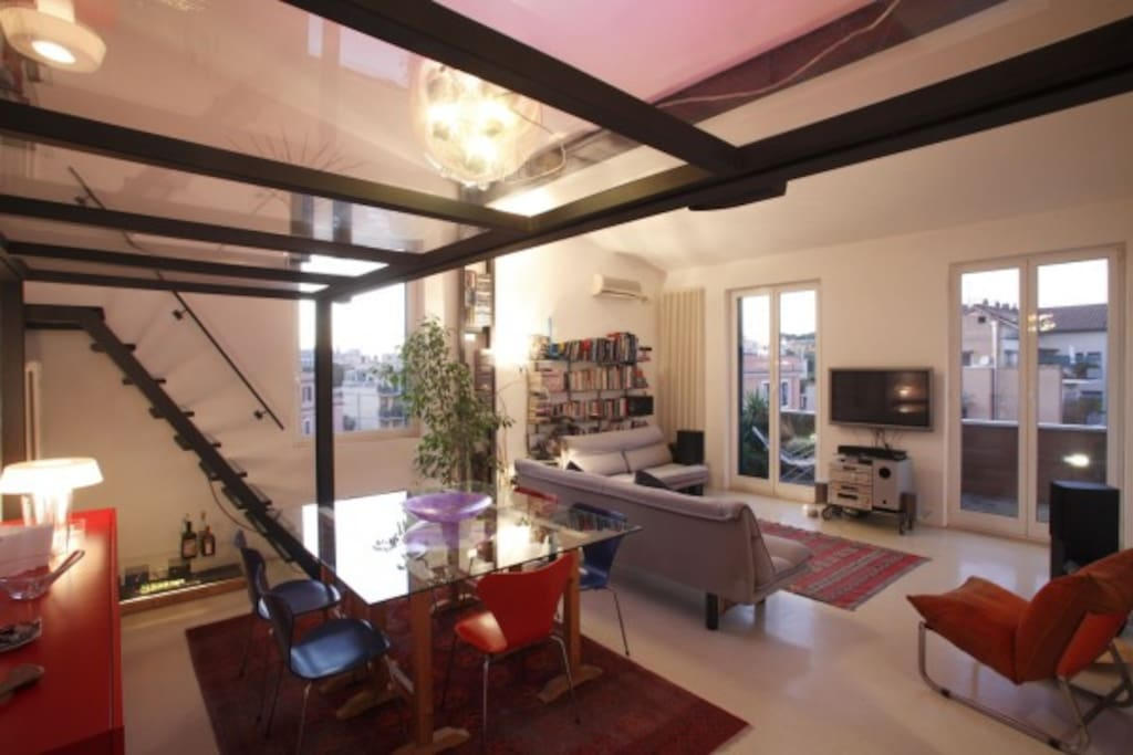 Quite And Sunny On The Aventine Apartments For Rent In