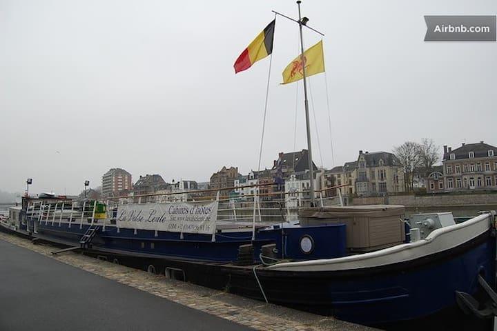 La Valse Lente : Péniche/Barge/Boot