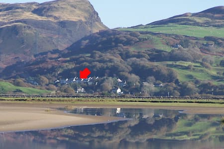 Seaside B&B in Snowdonia, N Wales - Gwynedd