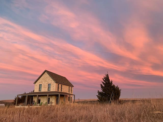The Prairie Home