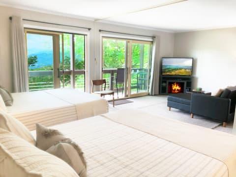 Beech Mountain Retreat With Mountain View