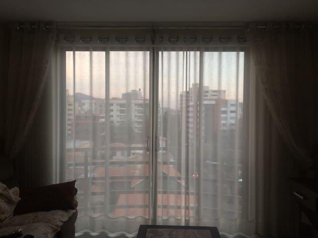 La mejor vista y la ubicación ideal - Cochabamba - Apartemen