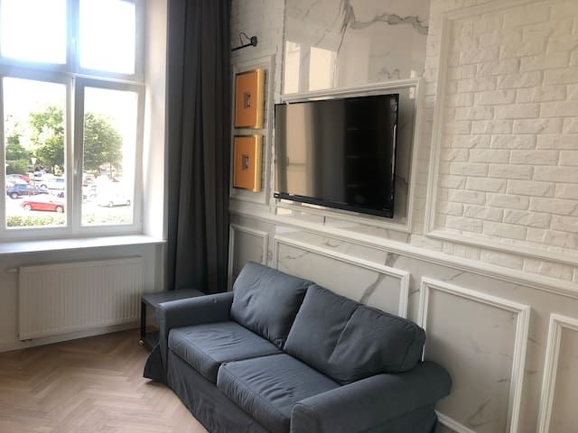 Luxury Apartment Studio on Kępna