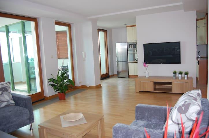 Apartament Niemcewicza - Warschau - Appartement