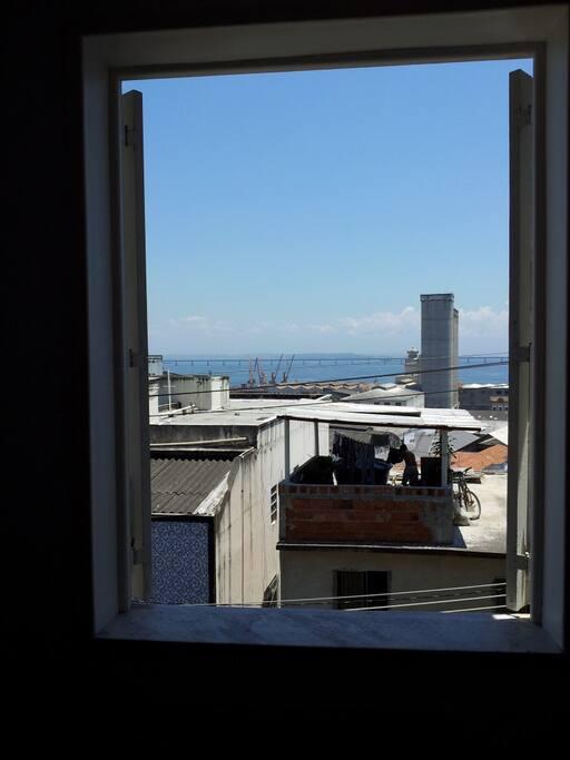 quarto, janela