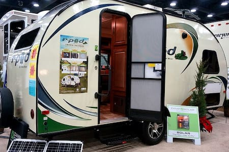 2015 Rpod RV to be delivered to your favorite spot - Myrtle Beach - Autocaravana
