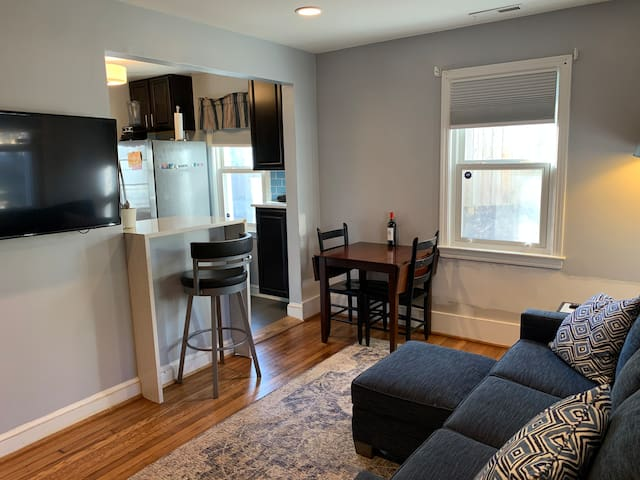 Clean,  Cozy Home Near Metro in Takoma Park, MD.