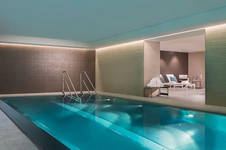 Adina Apartment Hotel Leipzig - Studio