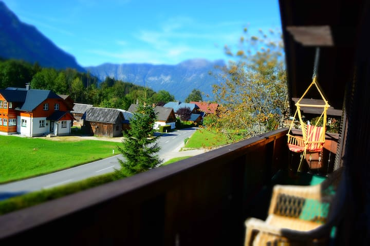 Gorgeous Traditional Family House & Mountain View - Bad Aussee - Lainnya