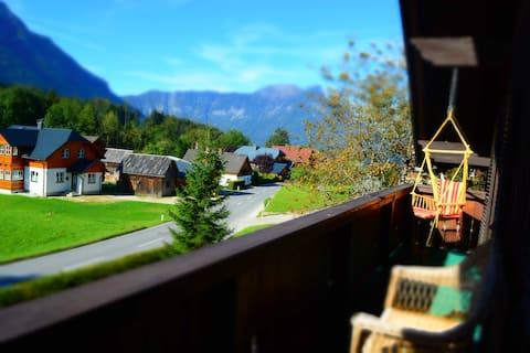 Gorgeous Traditional Family House & Mountain View