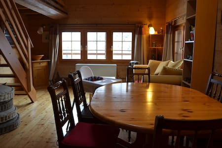 New apartment in old chalet!