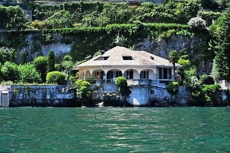 Villa La Ruga Lake Como Exlusive