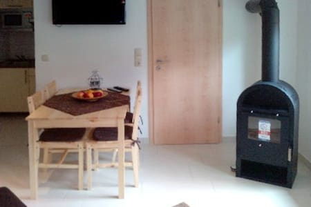 Bungalow am Stettiner Haff - Grambin - Appartement