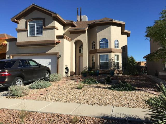 Executive home in Westside El Paso - El Paso - Hus