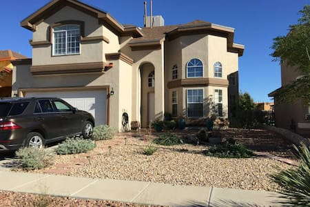 Executive home in Westside El Paso - 厄尔巴索(El Paso) - 独立屋