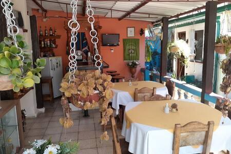 """Hostal """"La Terraza"""" de Adlberto y Mayra Room 2."""