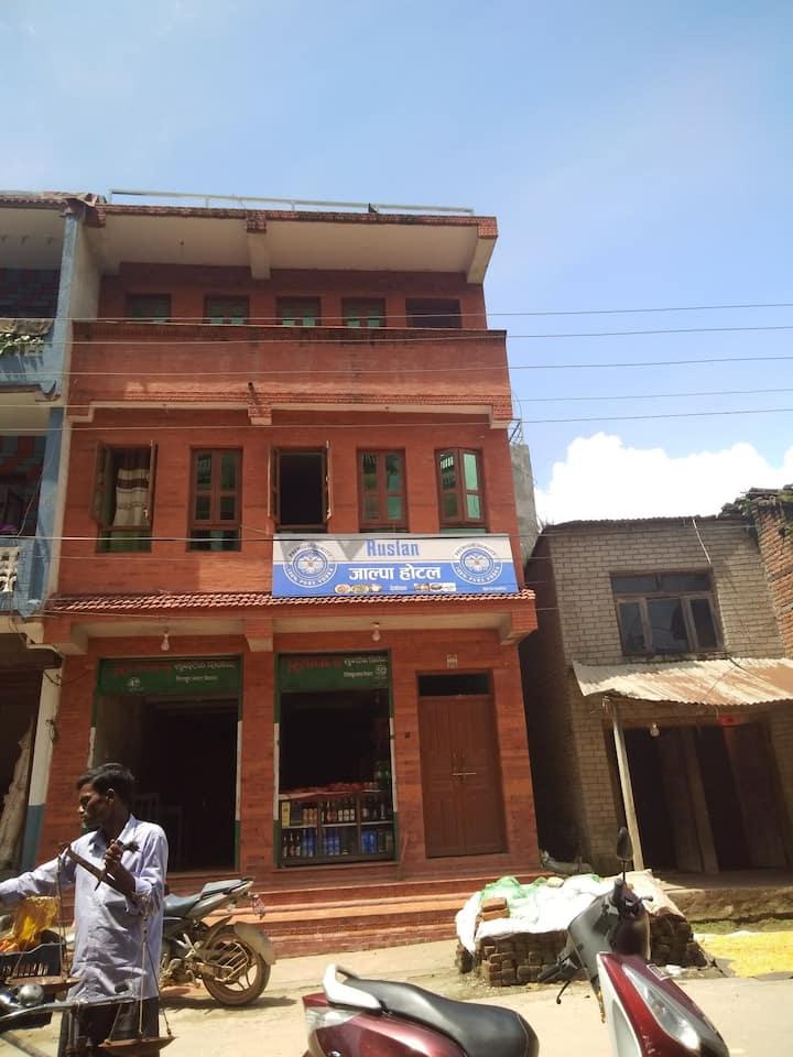 Jalapa house