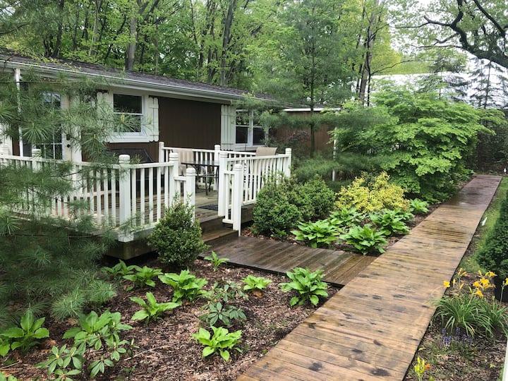Pure Michigan!  Brown Cottage Retreat