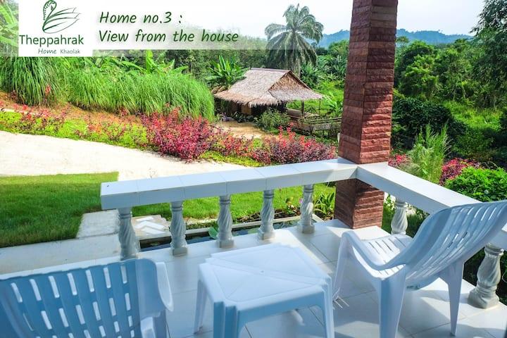 Theppahrak Home Khaolak - Mountain View Home 3