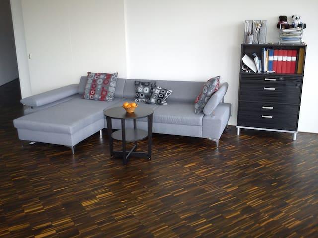 Room, new building next to Novartis - Basileia - Apartamento