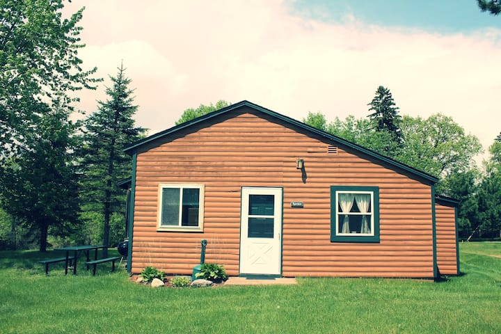 Spruce 2BR Lakefront Cabin  Private Launch & Dock