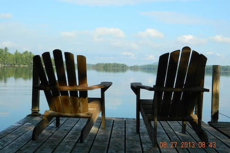 PERFECT LAKEFRONT HOME! - Alexander - Haus