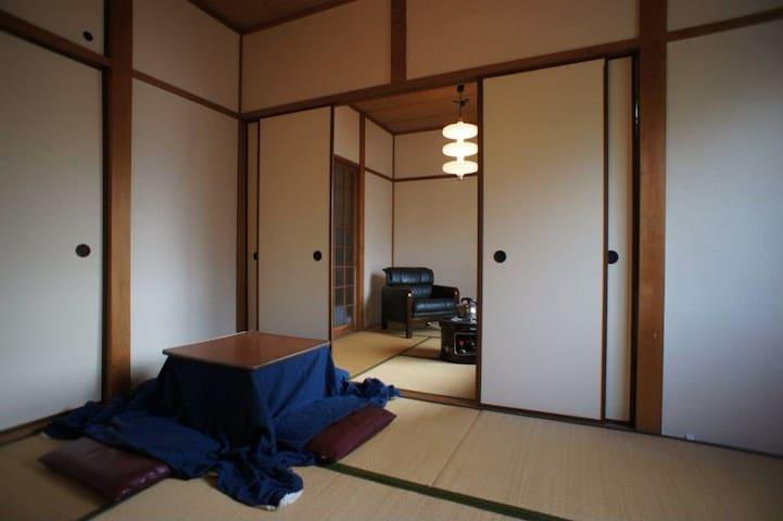 1min STATION / TATAMI / OSAKA Room2 - Asahi Ward, Osaka - Townhouse