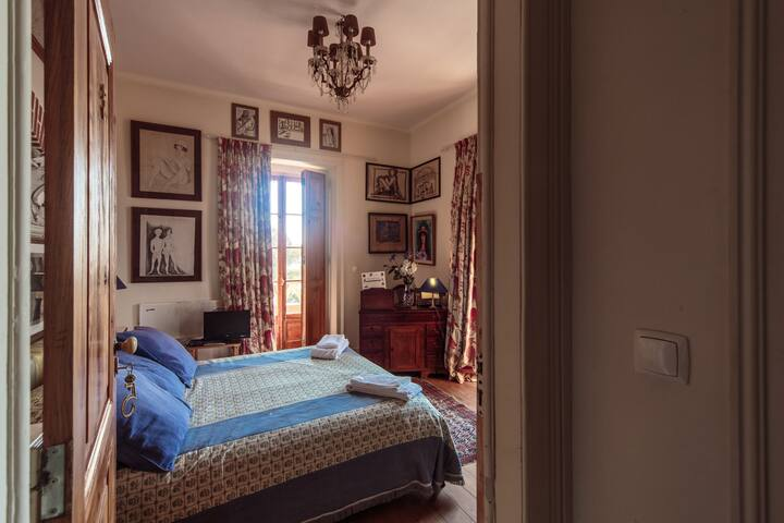 The Shepinetree House: Terrace Room - Quarto 5