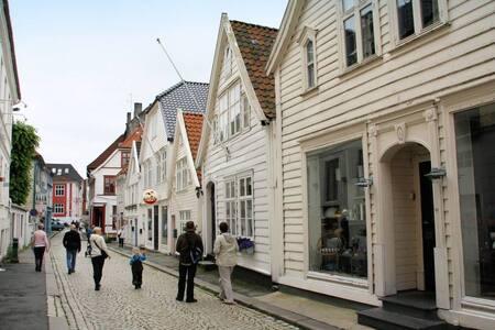 Perfect Location -Train/Bus/Harbour - Bergen