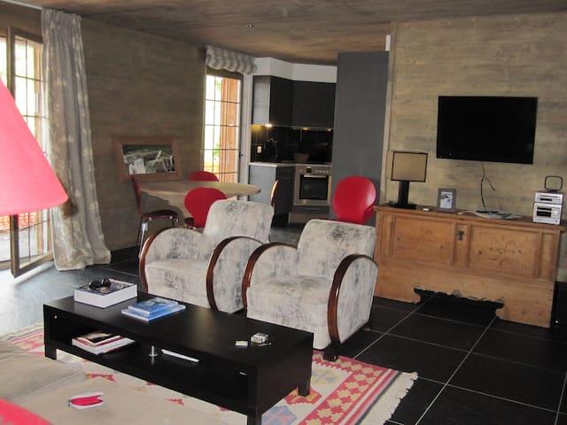 Logement  aux CROSETS SUISSE - Val d'Illiez - Apartment