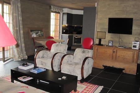 Logement  aux CROSETS SUISSE - Val d'Illiez - Lägenhet
