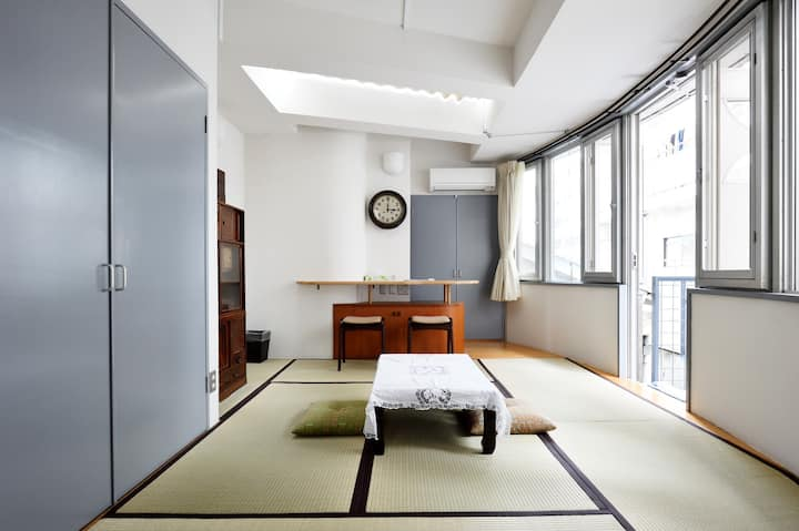 Stay like a locals in a Japanese residential