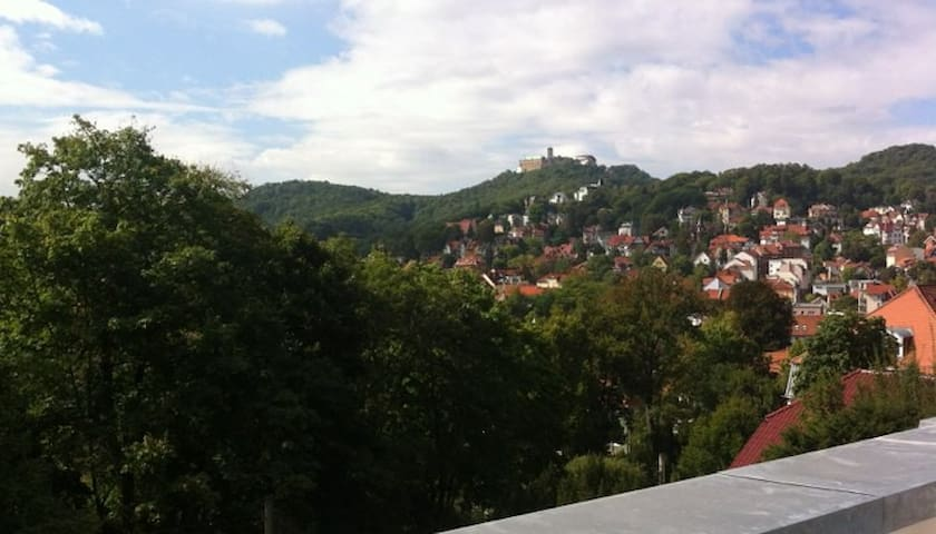 Belvedere an der Himmelsleiter - Eisenach - Apartamento