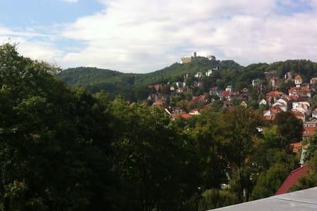 Belvedere an der Himmelsleiter - Eisenach