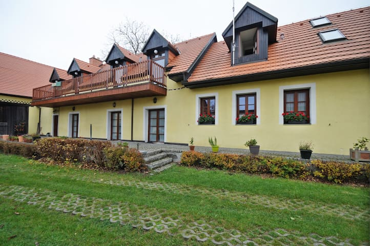 Charming and stylish cottage - Bušovice - Dům
