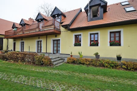 Charming and stylish cottage - Bušovice - Rumah