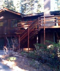 Pet Friendly Tahoe cabin - Carnelian Bay