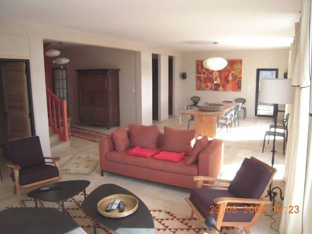 Grande villa très confortable