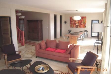 Grande villa très confortable  - Crozon - Hus