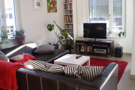 Gemütliche Wohnung in Karlsruhe - Stutensee - Pis